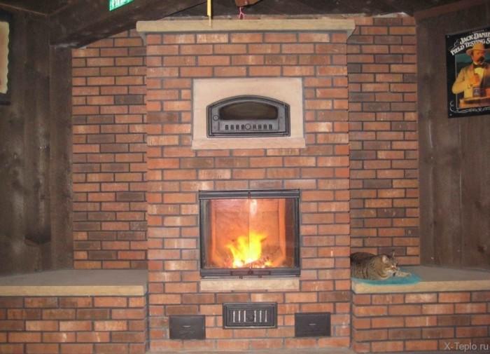 Печное отопление дома своими руками порядовка