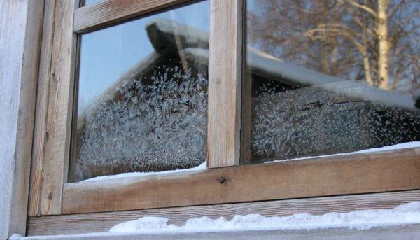 Картинки по запросу зима старые окна