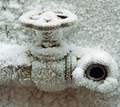 необходимость утепления водопровода