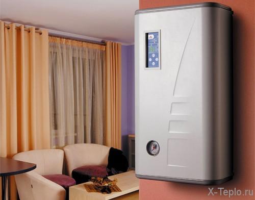 Система отопления с электрокотлом