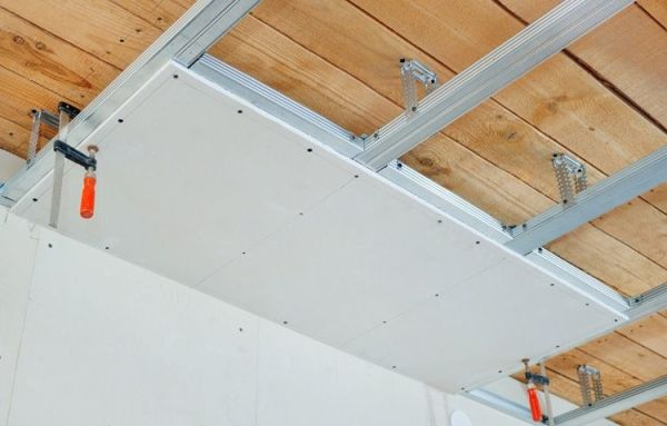 Крепежи для утеплителя на потолке