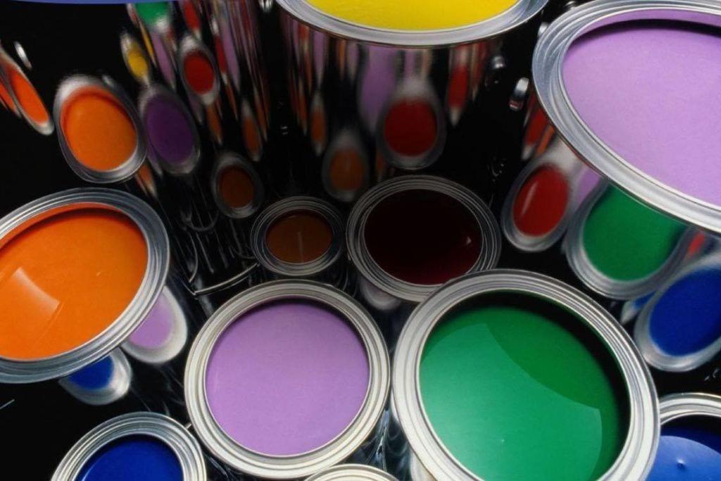 Краски из акрила