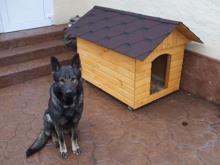 Будка для собаки своими руками - пошаговые инструкции! 9