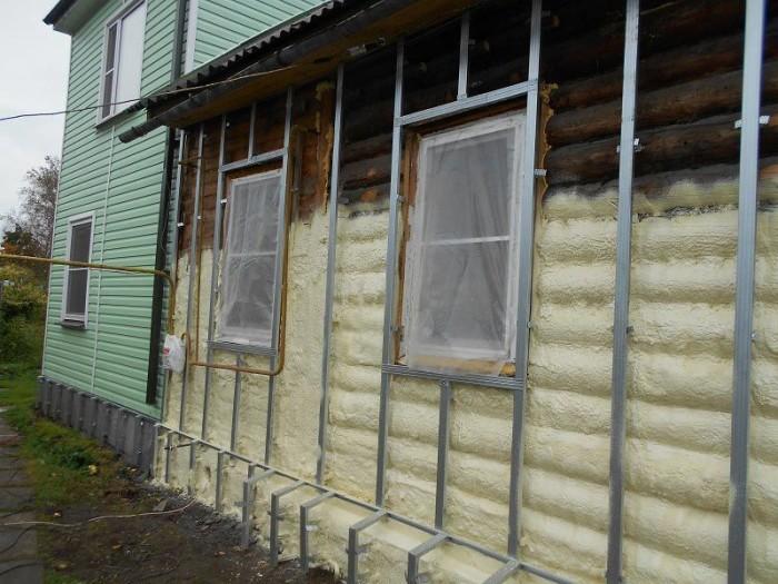 Декоративная штукатурка для мокрого фасада