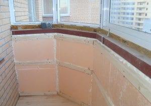 Утеплитель для балкона: чем и как лучше изолировать лоджию, .