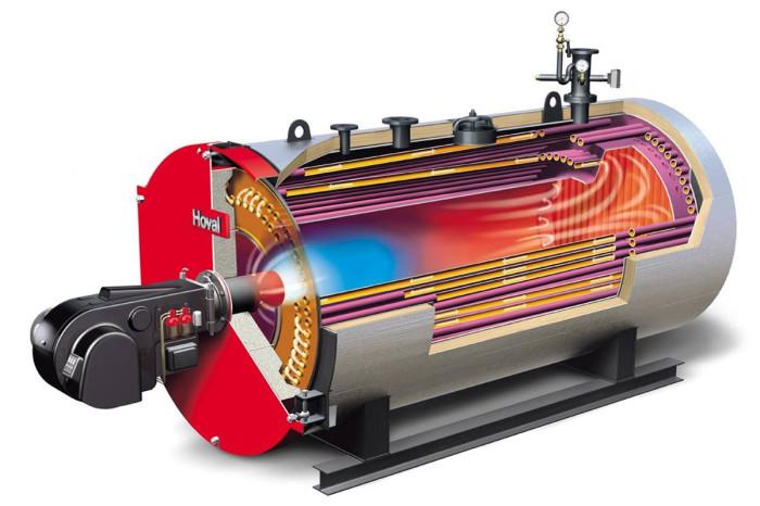 промышленная котельная на сжиженном газе