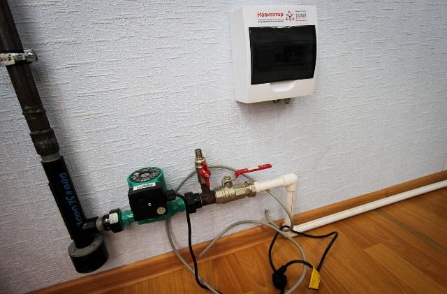 Электрические котлы отопления как выбрать