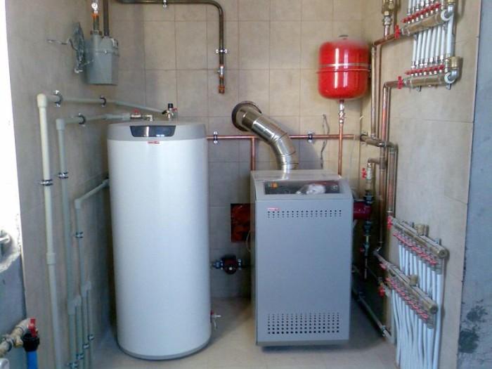 Современные котлы отопления для частного дома