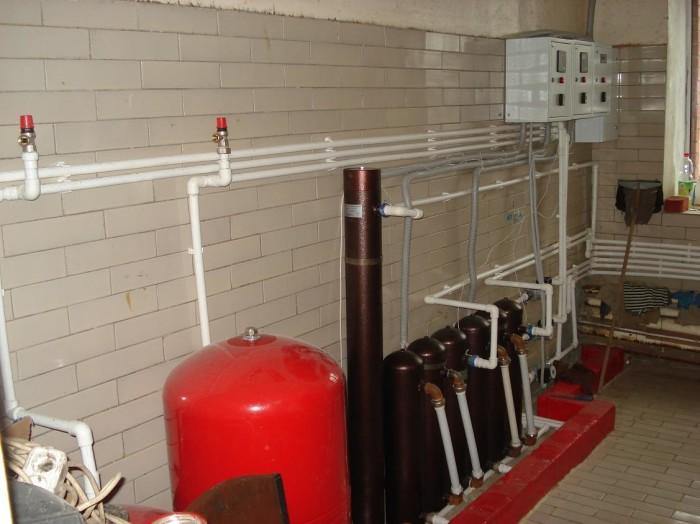 Индукционное отопление