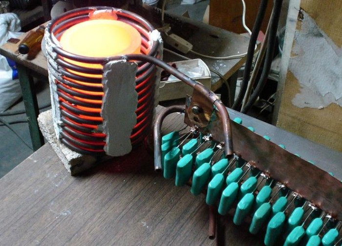 Отопление водородом своими руками - инструкции! 62