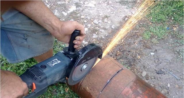 Горн из газовой горелИсточник тепла своими руками