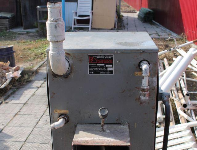 Газовый котел Конорд