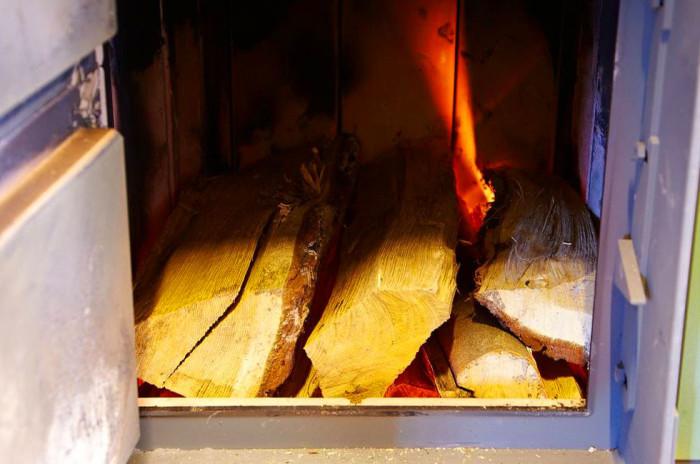 Печное отопление в деревянном доме