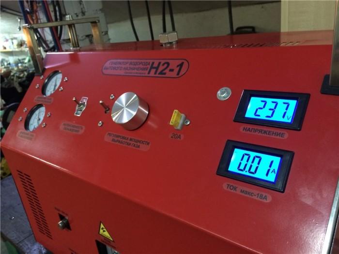 Водородная печь для отопления