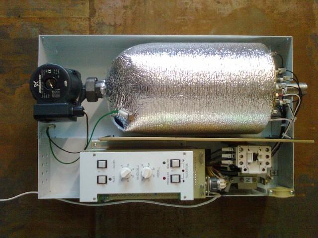 Электро котлы для частного дома своими руками