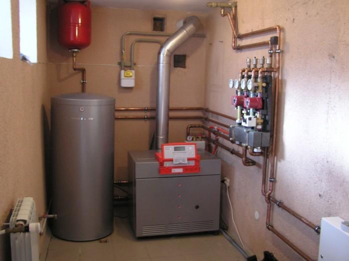 Печное отопление в деревянном доме - Всё об отоплении