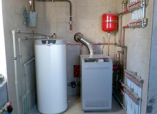 Срок службы газовых котлов отопления
