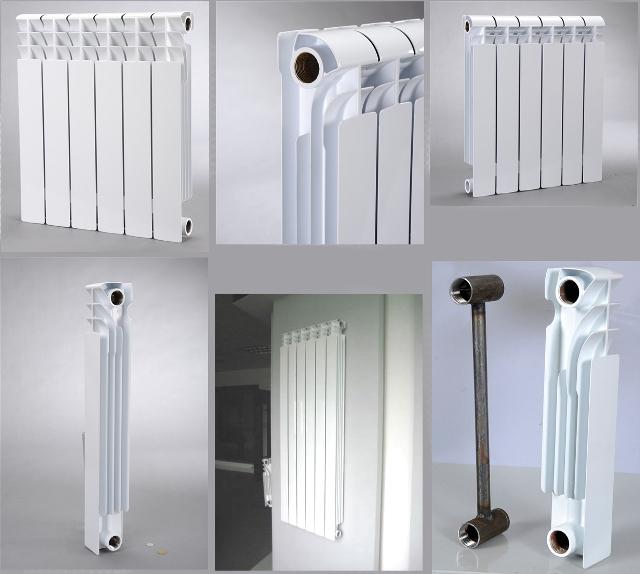 Теплоотдача чугунных радиаторов отопления таблица