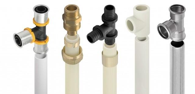 Материалы для изготовления труб