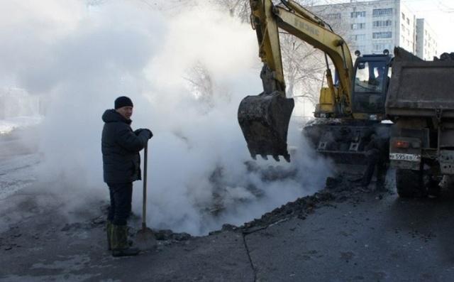 Авария оставила без тепла более 40 жилых домов Краснодара