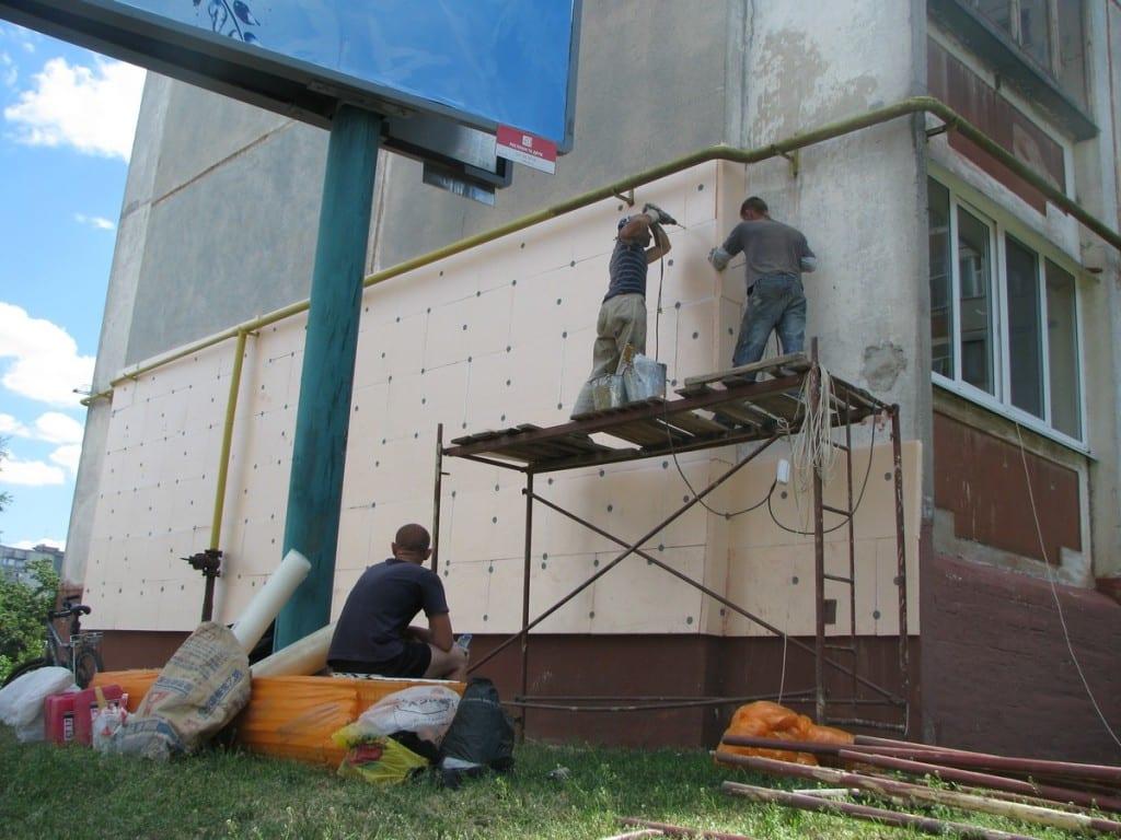 Утепление квартир: как утеплить стену изнутри и снаружи, как сделать внутри квартиры, способы