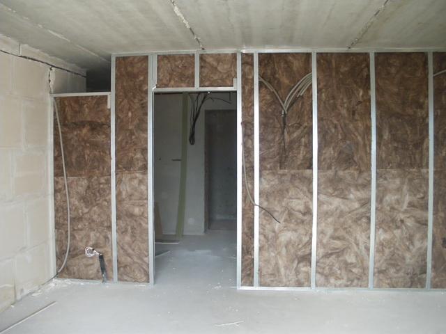 Утеплитель Кнауф Акустик Insulation в рулонах, теплоизоляция Knauf и ее технические характеристики