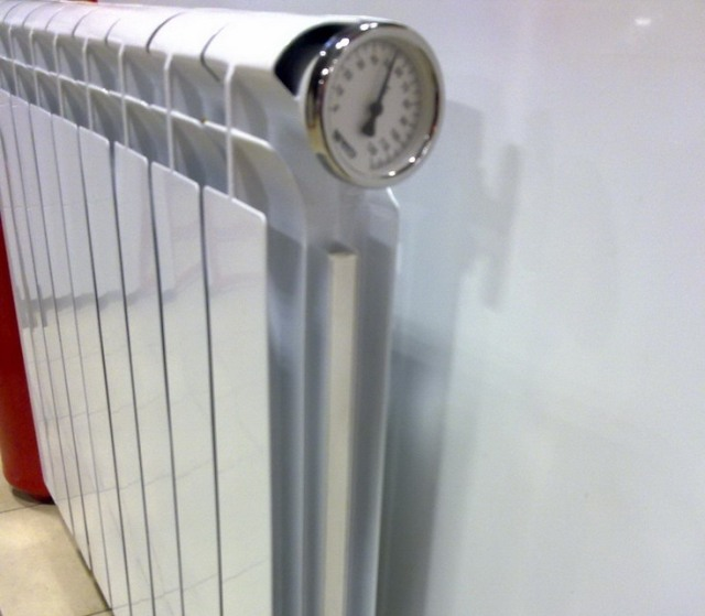 Электро тены в батарею с терморегулятором