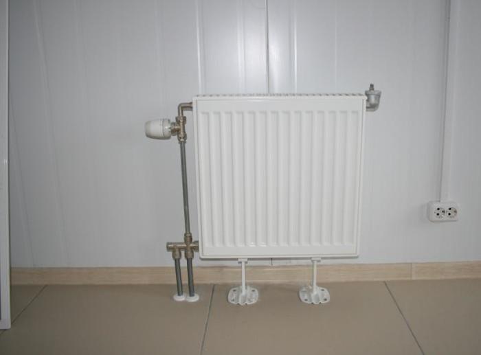 Тены в радиаторы отопления с терморегулятором