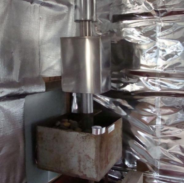 Утеплитель для бани утепление сауны негорючей фольгой фольгированные теплоизоляционные материалы