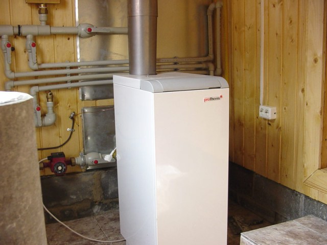 Как рассчитать объём воды в системе отопления частного дома